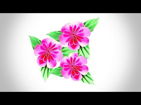 Xxx Mp4 খুব সহজে কাগজ দিয়ে ফুল তৈরি করা শিখুন How To Make A Paper Flower Very Easily 3gp Sex