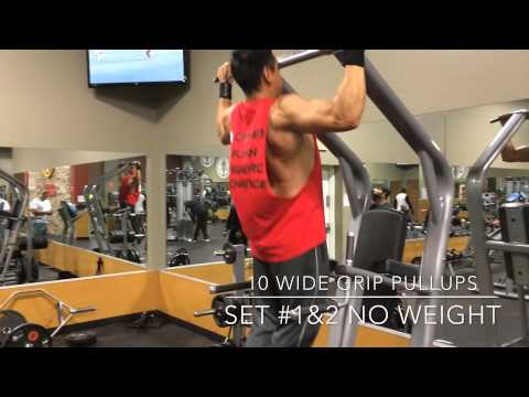 How To Get A Wide Back & Shoulders