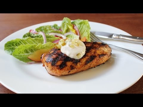 Pickle Brine Chicken Breasts - Tender & Juicy Grilled Chicken Using Pickle Juice