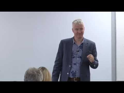 How to introduce your business:  Steve Bustin keynote speech