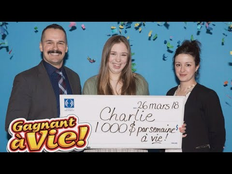 Girl buys lotto ticket on 18th birthday, wins $1,000 a week for life