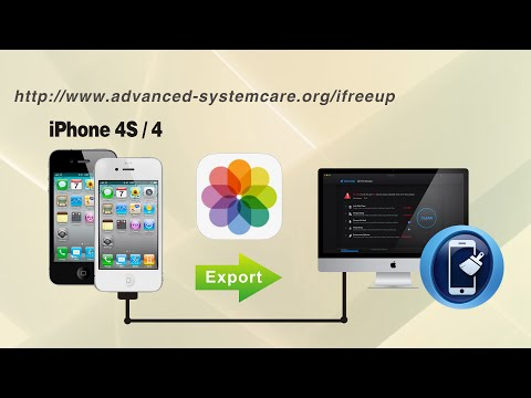How to Export Photos from iPhone 4S/4 to Computer, Backup iPhone 4S Pictures to PC