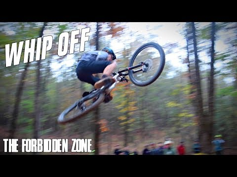 Mountain Bike Whip Off! | The Forbidden Zone, Chewacla State Park