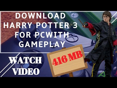 Download Harry Potter 3 Game for PC Only 416MB (BT TECHNICAL)