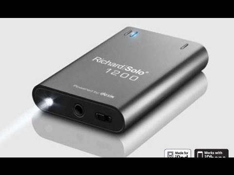 [Review] RichardSolo 1200 Backup Battery