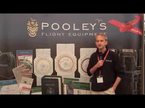 UK Aero Expo 2013 | Meet Sebastian Pooley, MD Pooleys Flight Equipment