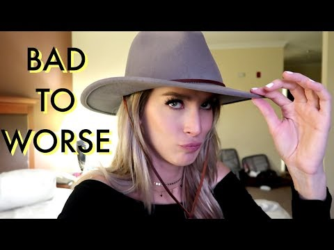 BAD TO WORSE TO THE WORST IT COULD BE | leighannvlogs