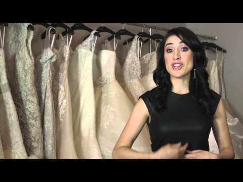 The Best Bridal Gown Silhouettes for Short Women : Bridal Fashion