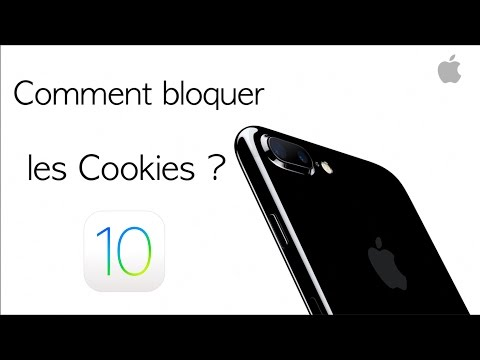 Comment bloquer les cookies sur iPhone, iPad ou iPod ?