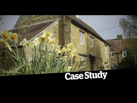 Renovating a Grade II Listed Cotswold Stone Farmhouse