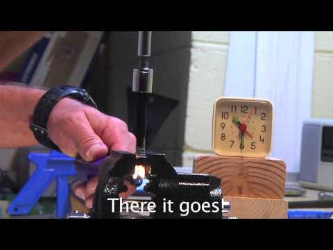 How to remove red threadlocker (loctite)