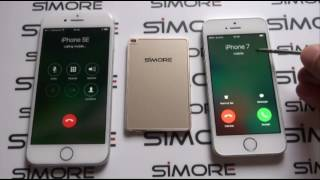 iPhone 8 Plus Dual SIM adapter 4G for iPhone 8 and 8 Plus SIMore WX