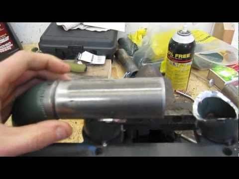 TDI 4Runner Build Pt 5 - Diesel Exhaust Manifold (Turbo Log) Fabrication
