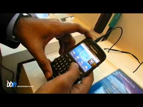 Overview: BlackBerry Curve 9220