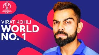 Virat Kohli - World Number 1 | India Player Feature | ICC Cricket World Cup 2019