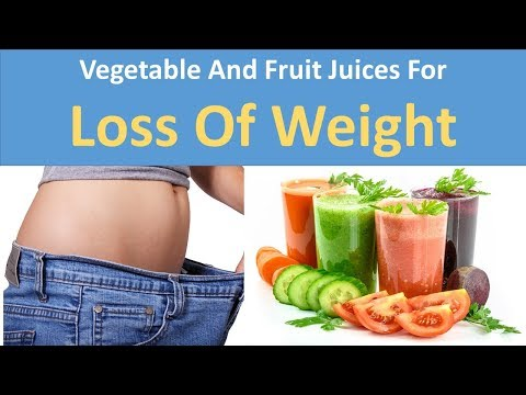 Vegetable and fruit Juices for Rapid Loss Of Weight|Ecofriendly Detox, Fresh Ecofriendly Lemonade