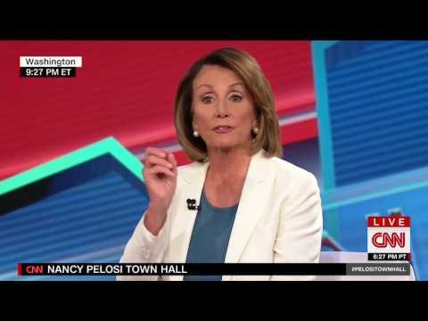Nancy Pelosi Confronted on Democrats' Comey Hypocrisy