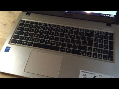 ASUS X540LA laptop blogger review