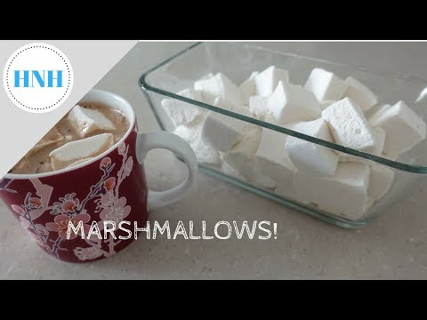 Making Homemade Marshmallows! | Candy Gifts