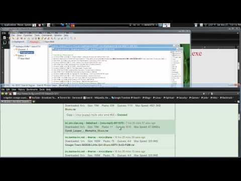 Enabling IRC Links In Firefox Using mIRC  Ubuntu 10.04