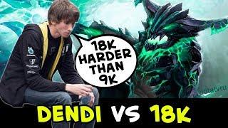 Dendi vs 18k — only pros, FPL is back!