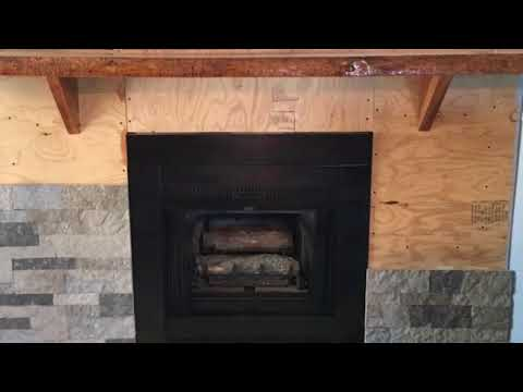 Airstone Fireplace 2