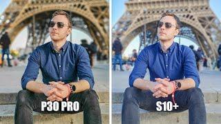 Huawei P30 Pro vs Galaxy S10+ CAMERA Comparison! | The Tech Chap
