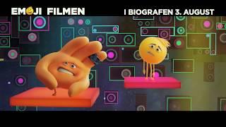 Emoji Filmen - dansk trailer - biografpremiere 3. august 2017
