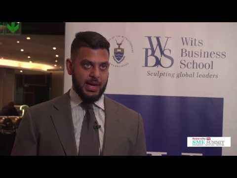 Business Day TV SME Summit: Wits Business School on supporting the SME sector