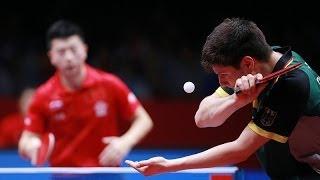 ZEN NOH 2014 WTTTC Highlights: Ma Long Vs Dimitrij Ovtcharov (FINAL)