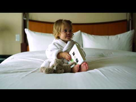 Family Travel Made Easy at Fairmont Vancouver Airport