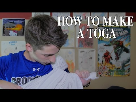 How To Make a Toga