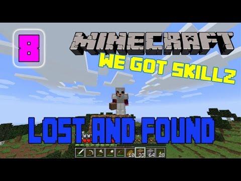 9 WAYS TO NOT GET LOST/FIND YOUR WAY HOME   We Got Skillz Minecraft Survival Tutorials #8