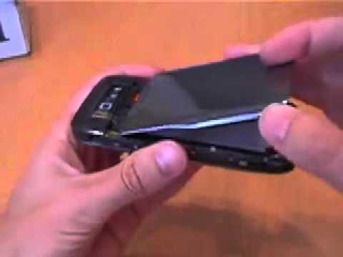 Demostracion del Nokia E71 de Engadget en español - PakVim