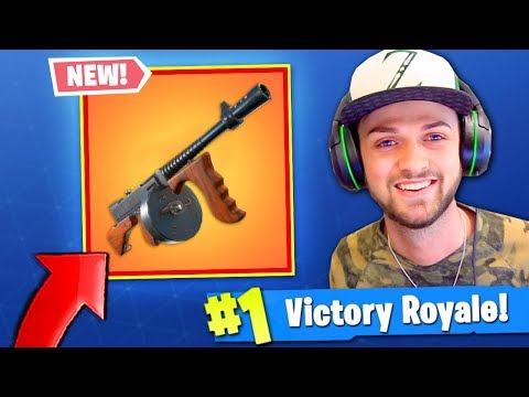 *NEW* DRUM GUN coming to Fortnite: Battle Royale!