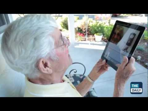 Granny Tech: How to use FaceTime