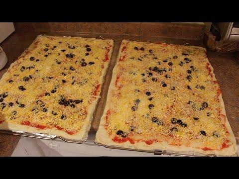 Mega Pizza (2 * 16