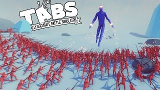 TABS - TheLegend27 - Viewers Vs. Blitz! - Totally Accurate Battle Simulator Gameplay