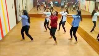 Daddy Mummy Dance Class Routine - Bollywood Choreography by Aditi