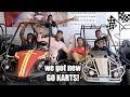 Download I BOUGHT GO KARTS FOR THE KIDS & READ FAN MAIL!! MP3,3GP,MP4