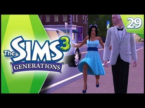 PROM QUEEN! - Sims 3 GENERATIONS - EP 29