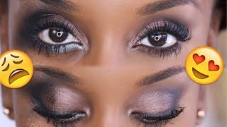 Eyeshadow Do's and DONTS! For ALL Eye Shapes!   Jackie Aina