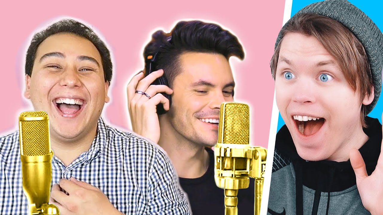AMAZING Singing Impressions