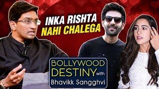 Kartik Aaryan The BEST MAN For Sara Ali Khan?   Bollywood Destiny With Bhavikk Sangghvi