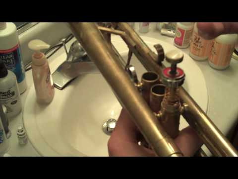 Bath Time 4 - Tuning Slide Grease & Valve Oiling