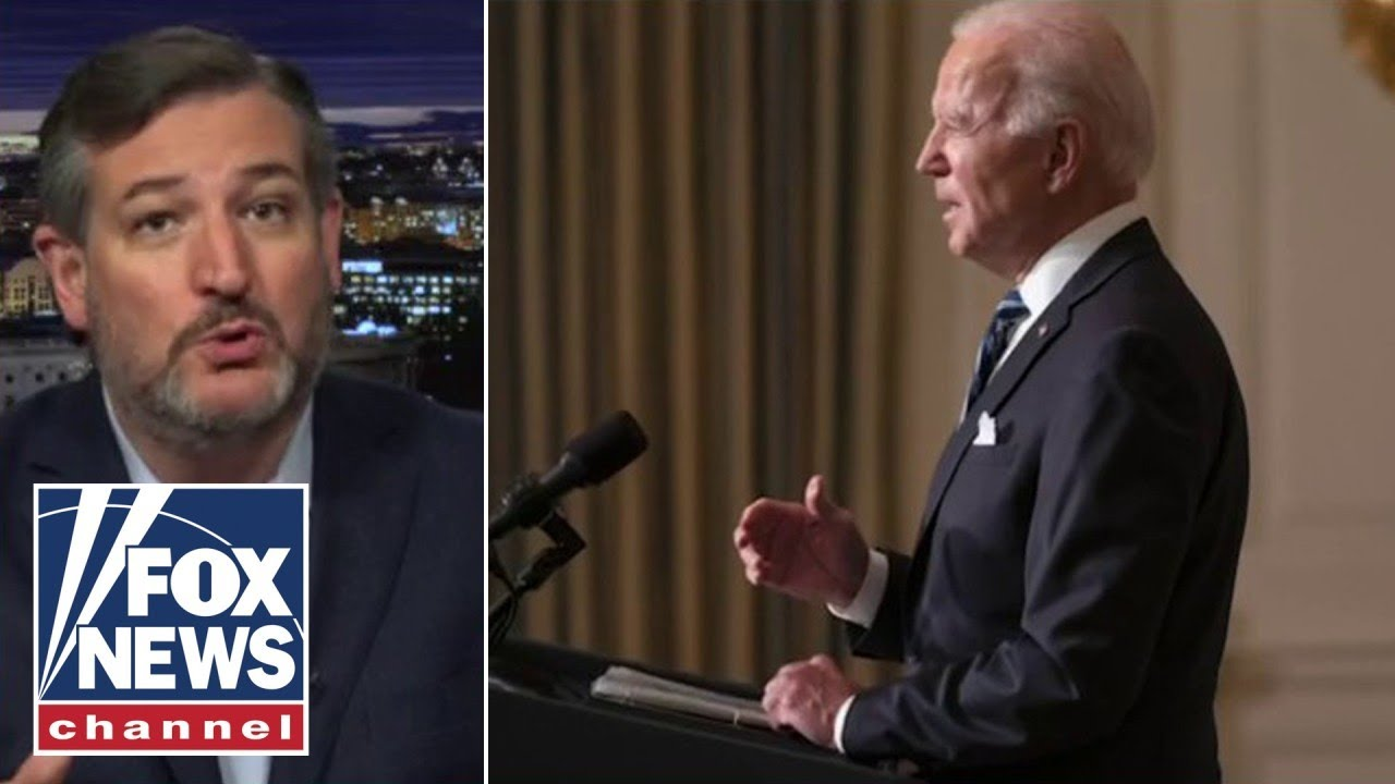 Ted Cruz accuses the Biden administration of 'crawling into bed with China'