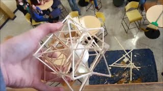 High School physics egg drop project(1st place)