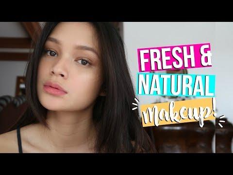 Fresh & Natural Makeup Tutorial (Philippines)