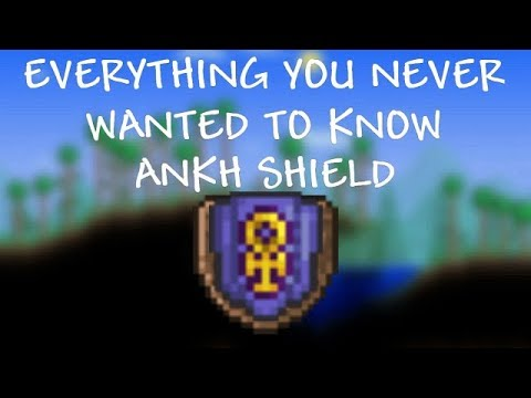 Ankh Shield - Everything you Never Wanted to Know (Terraria 1.3)