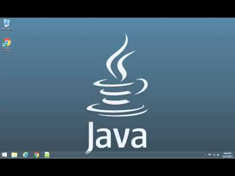 Installing JDK Windows 8.1 - 01 - What is covered